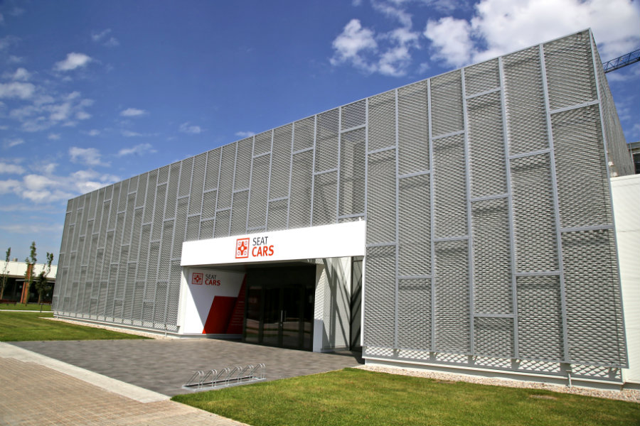 SEAT's Health Care and Rehabilitation Centre at its factory in Martorell, Spain