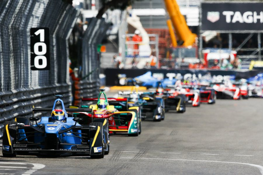 Formula E inspires development in electric car technology