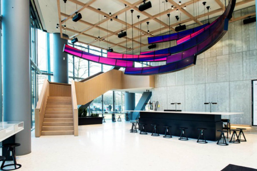 IBM's Watson IoT Headquarters collaboratory in Munich