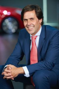 Artur Martins, VP Marketing & Product Planning, Kia Motors Europe