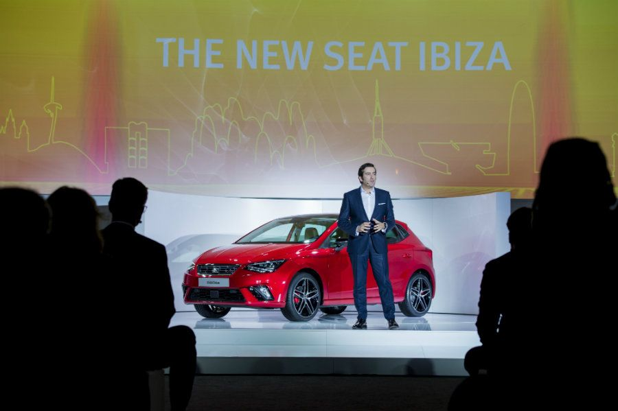 Alejandro Mesonero, Director of Design, SEAT