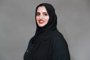Dr. Aisha Bin Bishr, Director General, Smart Dubai Office