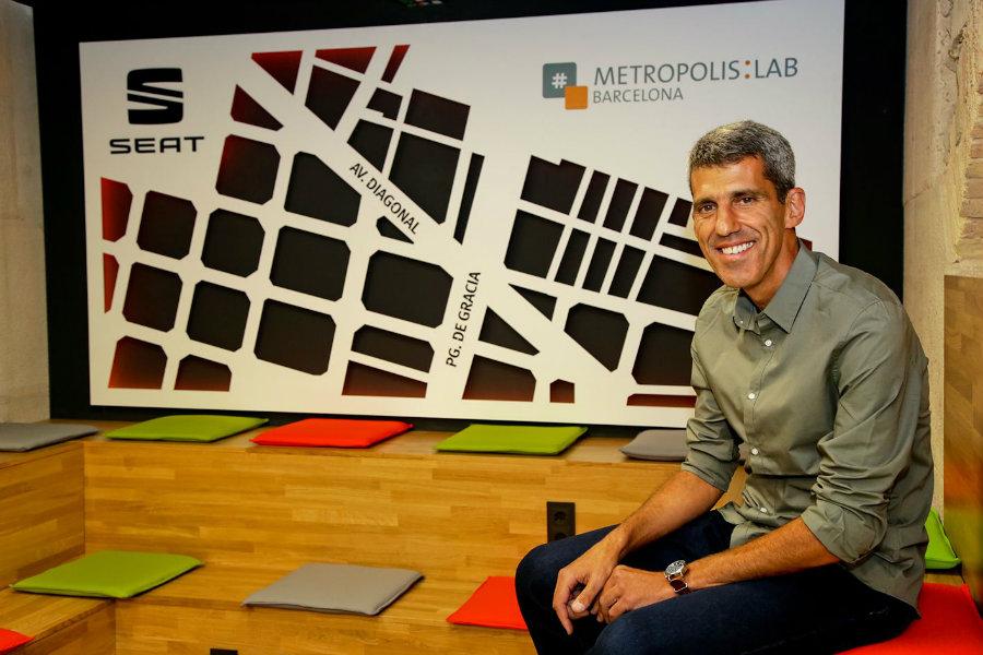 José Nascimento, Head of the SEAT Metropolis:Lab
