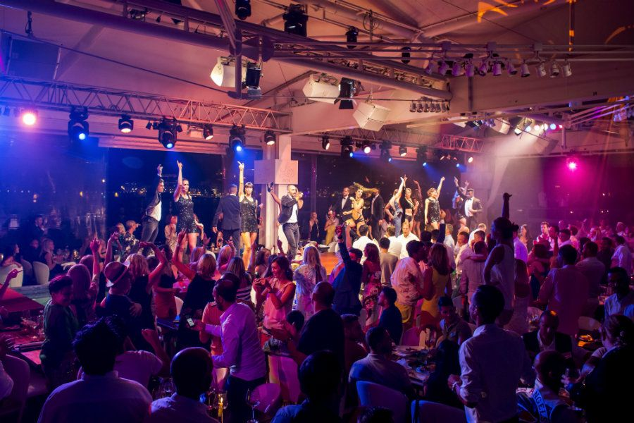 Lío Club Restaurant Cabaret in Ibiza