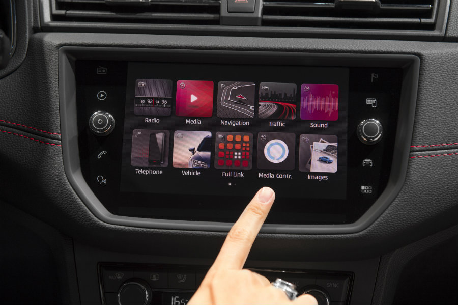 SEAT is the first car manufacturer in Europe to integrate Alexa into its models,