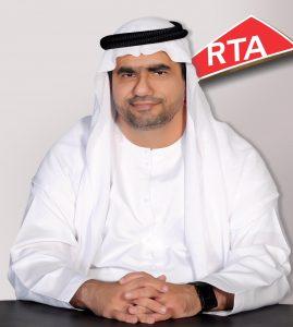 Abdulla Al Madani, CEO Corporate Technology Support Services Sector, RTA