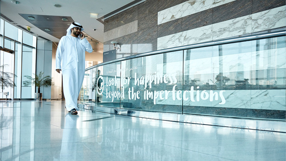 Dubai uses technology and innovation to measure the city's happiness levels